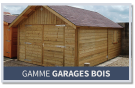 Gamme Garage bois