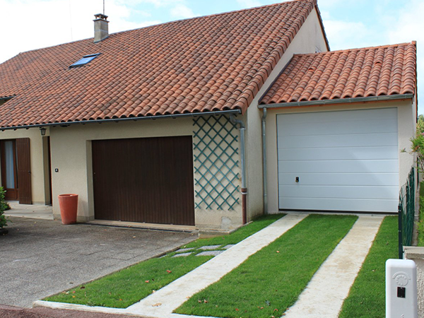 R alisations garages en b ton pr fabriqu s sodibat for Garage attenant