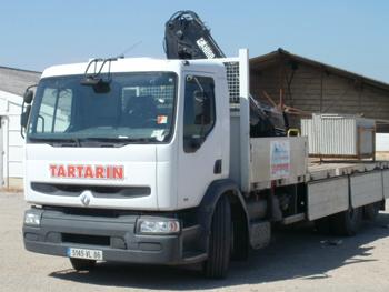 Usine Tartarin