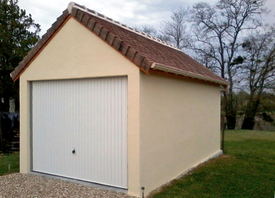 Cout de construction d un garage co t de construction d for Cout agrandissement garage
