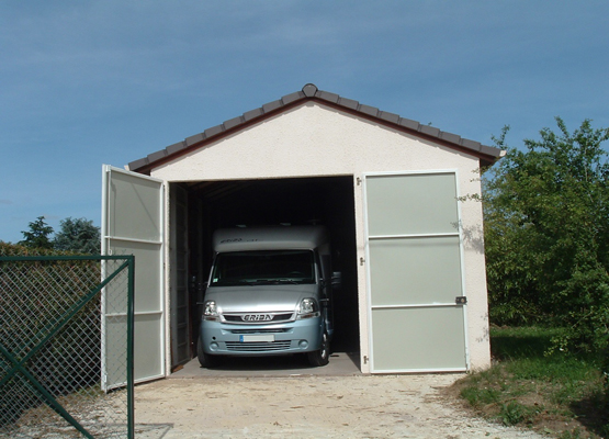 Garage Pour Camping Car