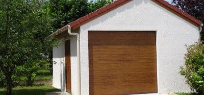 Construction d'un garage en béton près de Bourges (18)