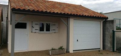 Des réalisations de garages, abris et clôtures exposées près de chez vous